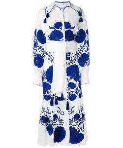 Yuliya Magdych | Платье Flower Shell