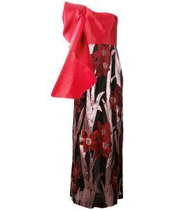Christian Pellizzari | One Shoulder Gown Size 44