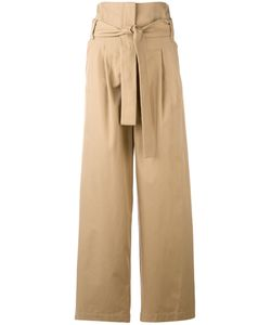 Erika Cavallini | High-Waisted Trousers 40