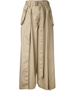 Cityshop | High Waist Wide Leg Trousers Size 38