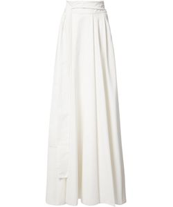 NOVIS | Vine Pleated Skirt 6 Cotton