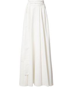 NOVIS | Vine Pleated Skirt 6 Cotton