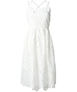 Perseverance London | Fla Lace Dress 8 Polyester