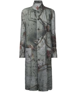 Forme D'Expression | Reversible Printed Coat