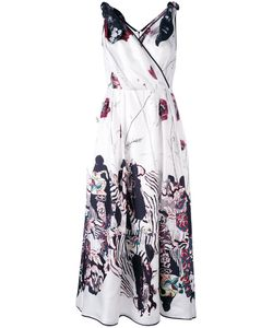 Antonio Marras | Printed Flared Dress