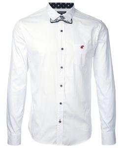LOVELESS | Bow Applique Shirt Size 1
