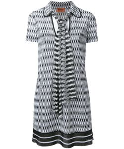 Missoni | Tie Fastening Shift Dress Size 40