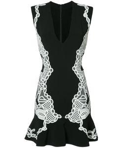 Jonathan Simkhai   Lace Appliqué Minidress Size 6