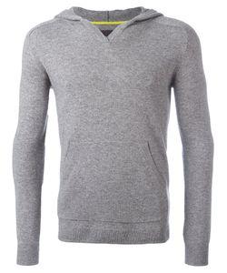 ZOE JORDAN | Bryce Hoodie Large Cashmere/Wool