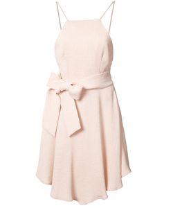 C/MEO | Bow Detail Dress Medium Viscose/Nylon/Polyester