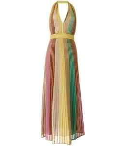 Missoni | M Halterneck Long Dress 42 Cotton/Polyamide/Polyester