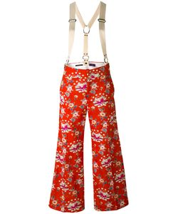 Y'S | Wide-Leg Trousers