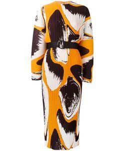 Solace | Printed Plissé Dress Size 10