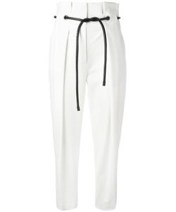 3.1 Phillip Lim | Origami Pleat Trousers 4 Cotton/Polyamide/Spandex/Elastane/Polyurethane