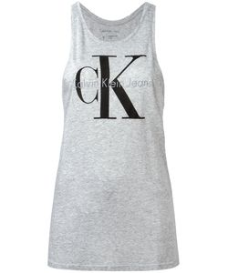 Calvin Klein Jeans | Tank Top With Print Size Medium