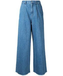 En Route | Flared Jeans 2