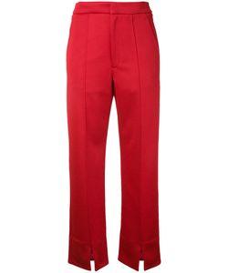 En Route | Slit Hem Trousers 1 Polyester