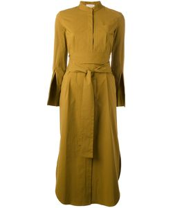 Erika Cavallini | Long Shirt Dress 42 Cotton/Spandex/Elastane