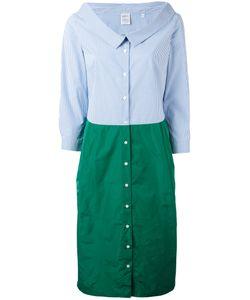 SARA ROKA | Wide Collar Shirt Dress Size 44