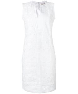 CAPUCCI | Embroide Dress 40 Cotton/Polyester