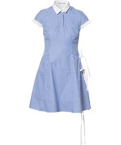 Sandy Liang | Striped Dress 36 Cotton