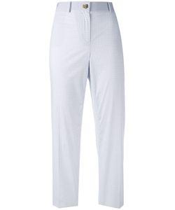 Salvatore Ferragamo | Checked Trousers 44