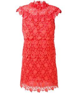 GIAMBA | Layered Lace Dress Size 42