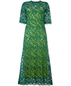Erika Cavallini | Lace Midi Dress 42 Cotton/Polyamide