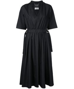 Muveil | Fla V-Neck Dress 36 Cotton