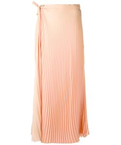 Haider Ackermann | Pleated Long Skirt
