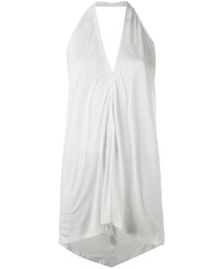 Rick Owens | Long Halterneck Top 44 Silk