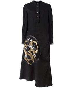 J.W. Anderson | J.W.Anderson Anubis Print Shirt Dress Size 8
