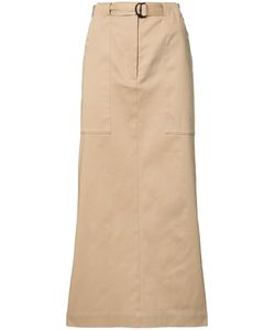 Josh Goot | Utility Skirt Xs Cotton/Spandex/Elastane