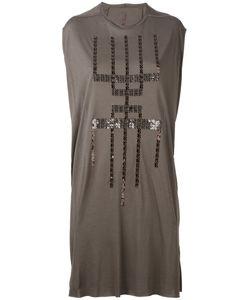 Rick Owens Lilies | Sequin Pattern Sleeveless Dress Size 42