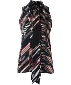 GIULIANA ROMANNO | All-Over Print Blouse Size 36