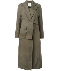 Maison Rabih Kayrouz | Belted Trench Coat 36 Cotton/Acetate/Cupro