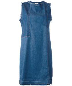 Semicouture | Джинсовое Платье Без Рукавов