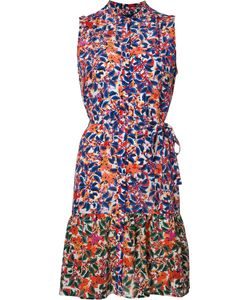 Saloni | Tilly Ruffle Mini Dress