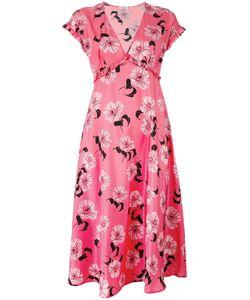 P.A.R.O.S.H. | Платье С Цветочным Принтом P.A.R.O.S.H.