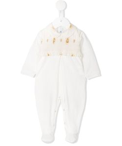 Young Versace | Medusa Print Pyjamas Infant 3 Mth