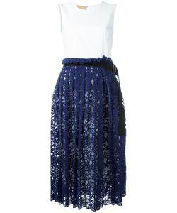 Erika Cavallini   Lace Trim Dress 46