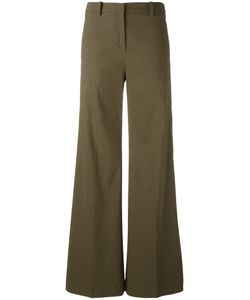 Ilaria Nistri | Wide-Leg Trousers 44 Linen/Flax/Polyester
