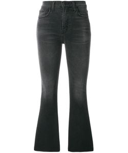 Current/Elliott | The High Waist Kick Jeans Women