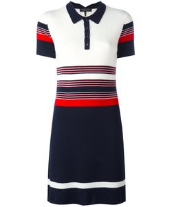 Rag & Bone | Striped Polo Dress Size Medium