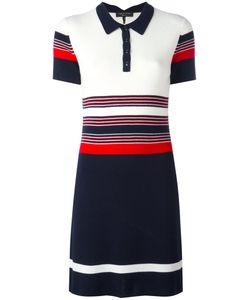 Rag & Bone | Striped Polo Dress Size Medium