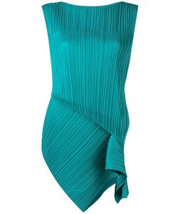 PLEATS PLEASE BY ISSEY MIYAKE   Pleated Tank
