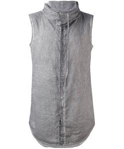 Unconditional | Рубашка С Воротником-Воронкой Без Рукавов