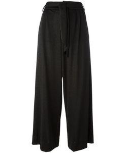 Just Cavalli | Waist-Tie Culottes 42 Polyamide/Viscose/Spandex/Elastane