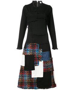 Sonia Rykiel | Расклешенное Платье С Заплатками