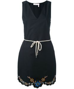 See By Chloe | See By Chloé Drawstring Embroidery Dress
